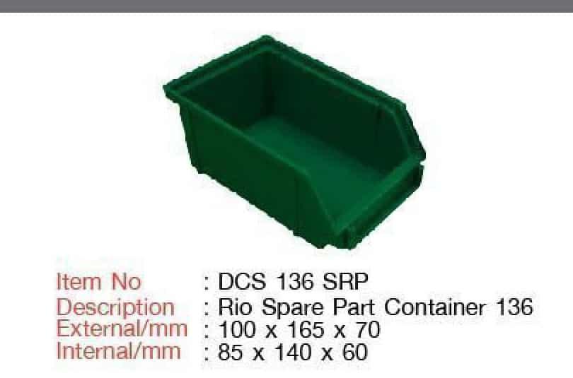 DCS-136-SRP